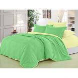 комплект постельного белья ЭГО Э-2068-01 Мелани 1,5-сп., полисатин, нав.70х70*2