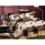 комплект постельного белья ЭГО Э-2042-01 Вечер 1,5-спал., полисатин, нав.70х70*2