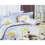 комплект постельного белья ЭГО Э-2033-02 Лето 2-х сп., полисатин, навол. 2*70х70