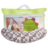 подушка для мамы Luomma для будущих мам и малышей 190х38см LumF-512