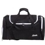 сумка дорожная Jogel JHD-1801-061, L, черный/белый