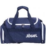 сумка дорожная Jogel JHD-1802-091, темно-синий/белый