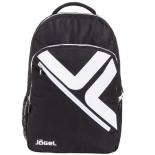 рюкзак спортивный Jogel JBP-1901-061, черный/белый, L