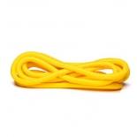 скакалка гимнастическая Amely RGJ-104, 3м, жёлтый