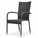 стул садовый Afina AFM-407G grey