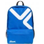рюкзак спортивный Jogel JBP-1902-071, синий/белый