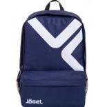 рюкзак спортивный Jogel JBP-1902-091, темно-синий/белый, M