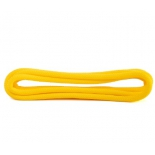 скакалка гимнастическая Amely RGJ-204, 3м, желтый