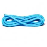 скакалка гимнастическая Amely RGJ-104, 3м, голубой