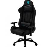 игровое компьютерное кресло ThunderX3 BC3-BC черный/бирюзовый