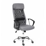 Кресло офисное Tetchair PROFIT серый/черный, купить за 6 590руб.