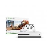 игровая приставка Microsoft Xbox One S 234-00562, белая (в комплекте игра Forza Horizon)