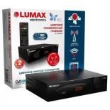 tv-тюнер Lumax DV-3208HD черный