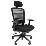 компьютерное кресло Chairman 285 (7023232) N, черное