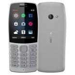 сотовый телефон Nokia 210 DS TA-1139, серый