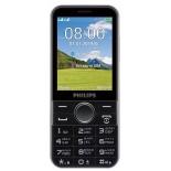 сотовый телефон Philips E580 Xenium, черный
