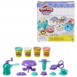 набор для лепки игровой Hasbro Play-Doh Выпечка и пончики (E3344)