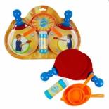 набор игровой для пускания мыльных пузырей 1Toy Прыгунцы, 50 мл Т11537