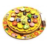 игрушка-сортер Нескучные игры Пицца (7918)