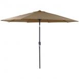 зонт садовый Afina  AFM-270/8k-Beige (270 см)