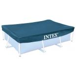 бассейн каркасный Тент Intex 28038 Rectangular Frame