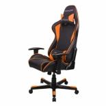 компьютерное кресло DxRacer OH/FE08/NO черное/оранжевое