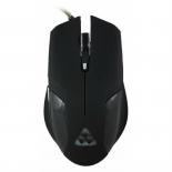 мышка Oklick 765G Symbiont, черная с рисунком
