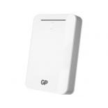 аксессуар для телефона GP Portable PowerBank GL301WE-2CR1, белый/черный/серебристый