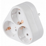 разветвитель электропитаня Buro BU - PS3VG - W, белый