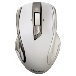 мышка Hama Wireless Laser Mouse USB, белая