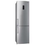 холодильник LG GA-M539 ZMQZ, серебристый