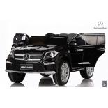 товар для детей Электромобиль RT Mercedes-Bens AMG 12V R/C, чёрный