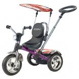 Трехколесный велосипед ICON 4 RT original fuksia angel
