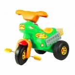 Трехколесный велосипед RT КРОСС,ОР399, зеленый