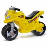 беговел RT Racer RZ 1  ОР501, желтый