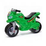 беговел RT  Racer RZ 1  ОР501, зелёный