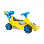 товар для детей Каталка RT  Гоночный Спорткар Super Sport 1, жёлтая
