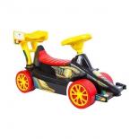 товар для детей Каталка RT  Гоночный Спорткар Super Sport 1, чёрно-красная