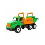 товар для детей Каталка самосвал RT МАГ с кузовом,  зеленая
