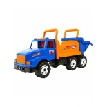 товар для детей Каталка самосвал RT МАГ с кузовом, синяя