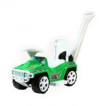 товар для детей Каталка с родительской ручкой RT Rase Mini Formula 1, зеленая