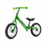 беговел Small Rider Foot Racer Light Зелёный металлик