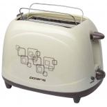 тостер Polaris PET 0707, бежевый