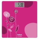 Напольные весы Tefal PP1114V0, розовые