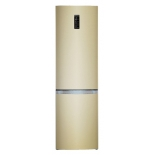 холодильник LG GA-B489 TGKZ, золотистый