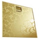Напольные весы Scarlett SC-217, золотистые
