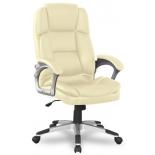 компьютерное кресло College BX-3323 Бежевое