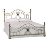 кровать TetChair Beatrice (140х200 см) Античная медь