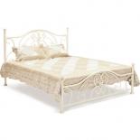 кровать TetChair Elizabeth, 160х200 см (Queen bed)  Античный белый