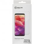 защитное стекло для смартфона Red Line Samsung A50 Full screen черный